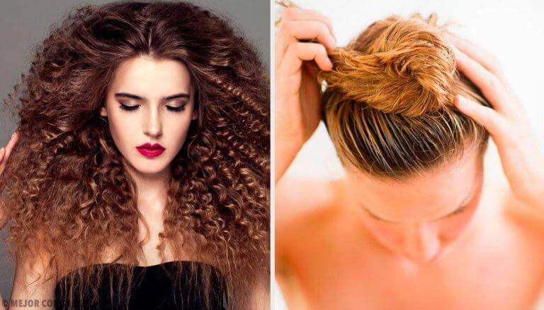 5 fantastiska frisyrer för krulligt hår