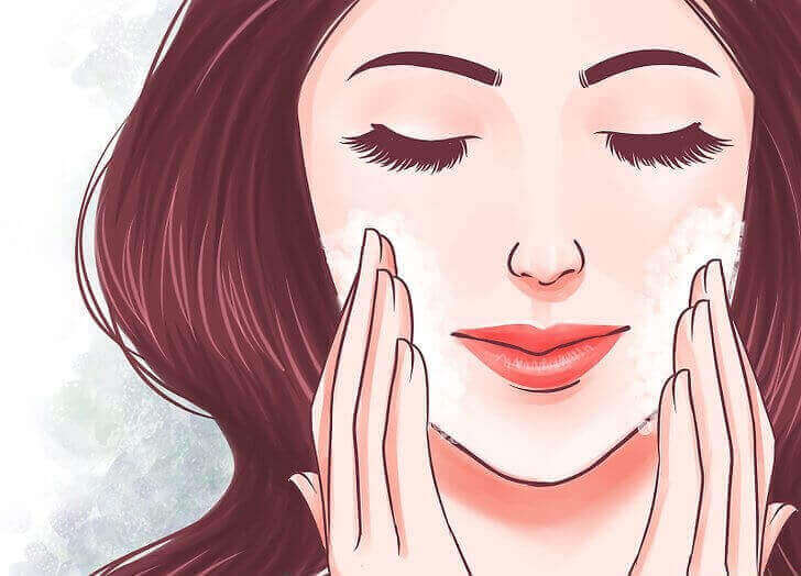 5 olika sätt att få en len och frisk hud