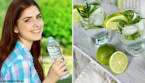 7 enkla sätt att dricka vatten oftare