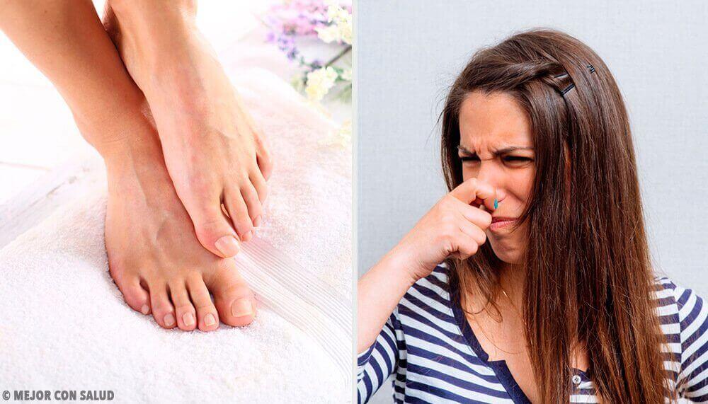 11 olika sätt du kan behandla fotsvett