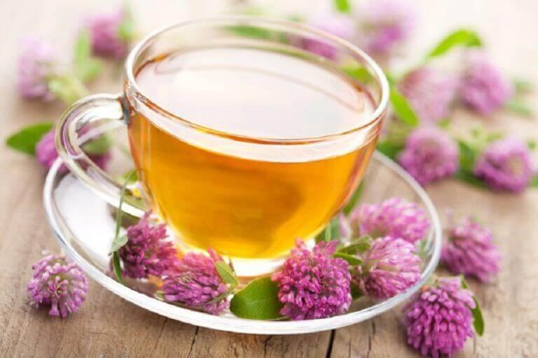 Drick te för att sova bättre