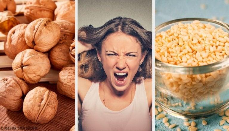 7 olika livsmedel som kan förbättra ditt humör