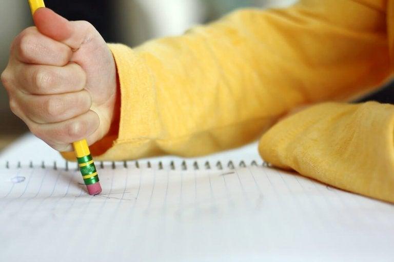 Tecken på att ditt barn kan ha inlärningssvårigheter