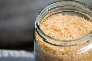 Blanda socker med olja