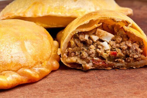 Empanadas från Chile