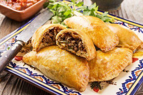 Recept på hemgjorda empanadas