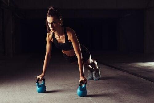 Högintensiv träning