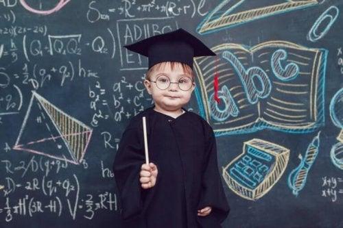 Forskning säger att intelligens ärvs från modern