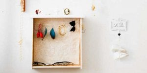 Låda för smycken
