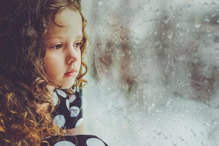 Vad händer om man inte älskades under barndomen?