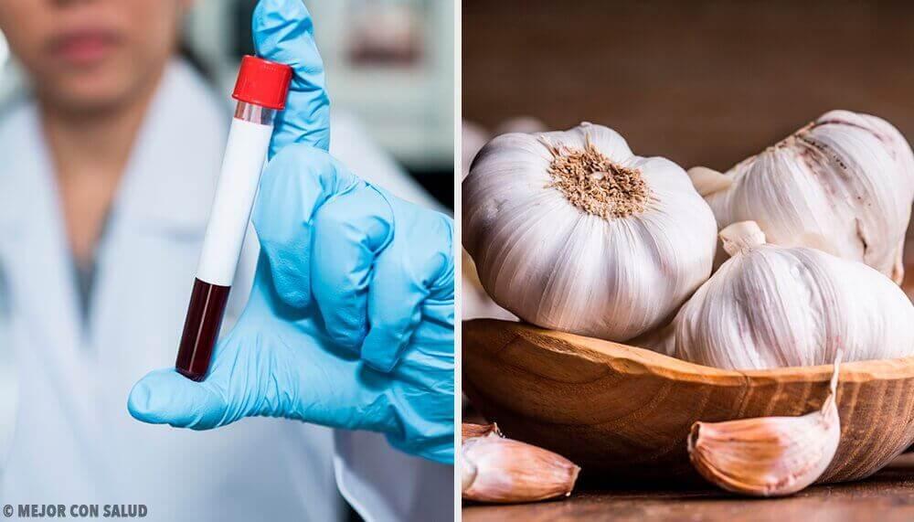 Upptäck hälsofördelarna med vitlök