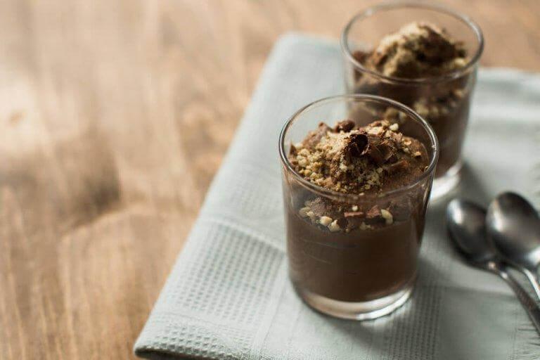 Tofumousse är kalorisnålt och proteinrikt