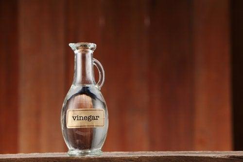 Karaff med vinäger