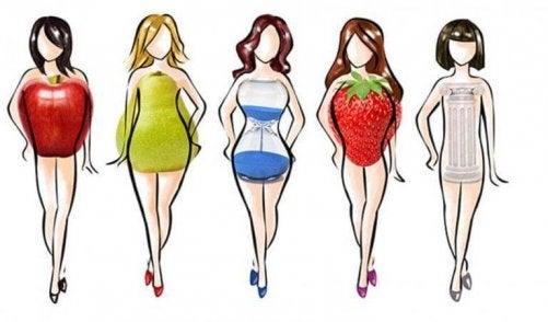 Den bästa kosten och träningen för din kroppstyp