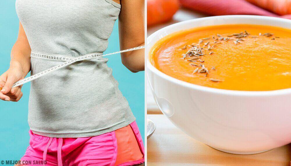 Gå ner i vikt med dessa drycker och rätter med gurkmeja