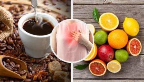 Brist på glutamin kan orsaka refluxsjukdom