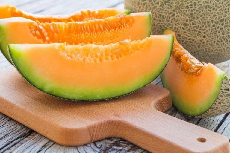 Fyra otroliga naturliga huskurer med melon