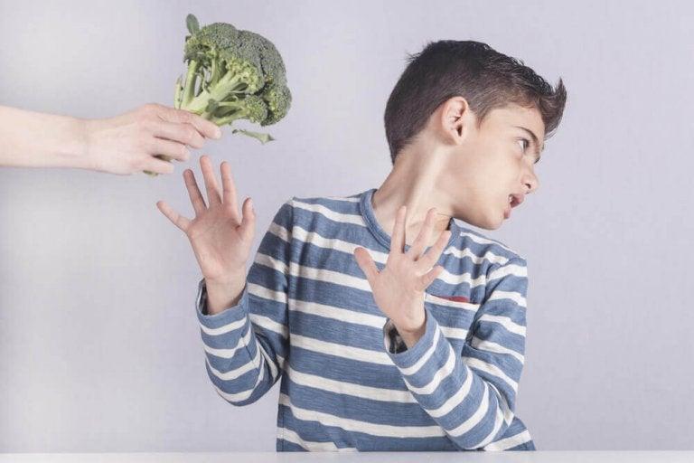 Sex recept för att få ditt barn att äta grönsaker