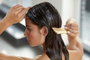 Pumpa innehåller mycket näring för håret