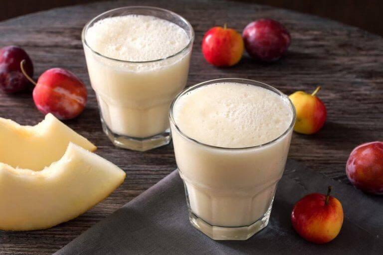 Med melon, plommon och chiafrön behövs inga laxermedel