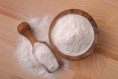 Naturliga huskurer med bikarbonat för hela kroppen