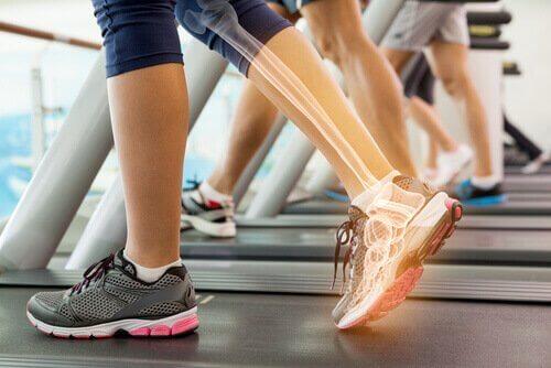 träning för benen