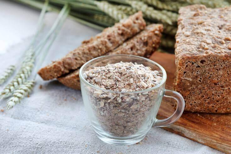 Ät fiberpackade livsmedel för att lättare hålla vikten