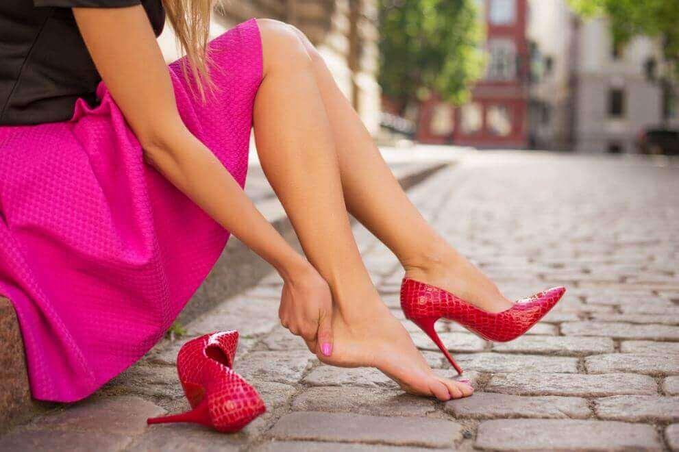 5 enkla tips för att förhindra skoskav