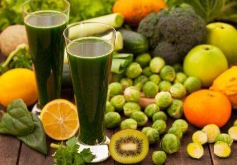 Fettfria detox-dieter – 3 kostplaner att prova på
