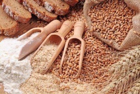 Fullkorn är ett av de mest fiberpackade livsmedel som finns