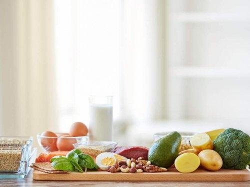 Nyttig och hälsosam mat