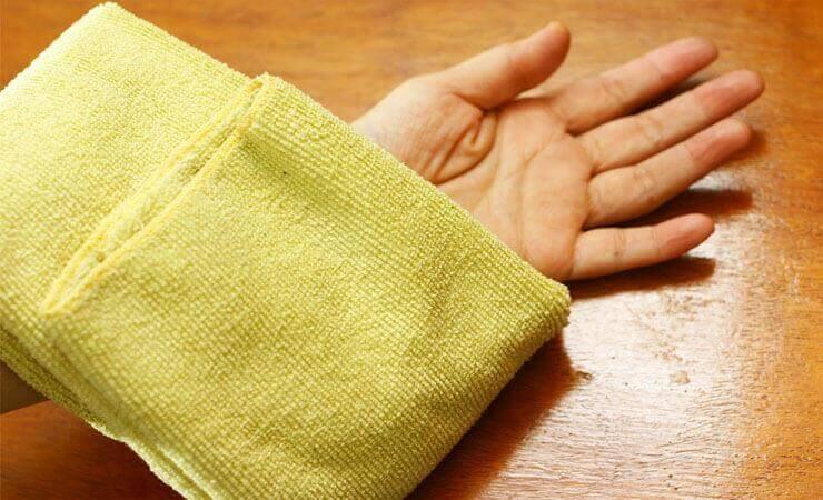Behandla flebit med kyla och värme