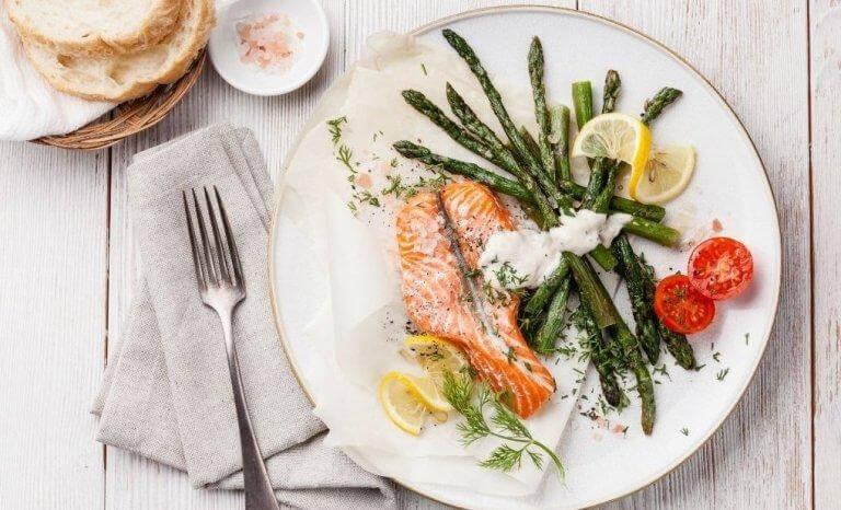 Hitta inspiration i våra menyer för en lågkolhydratsdiet