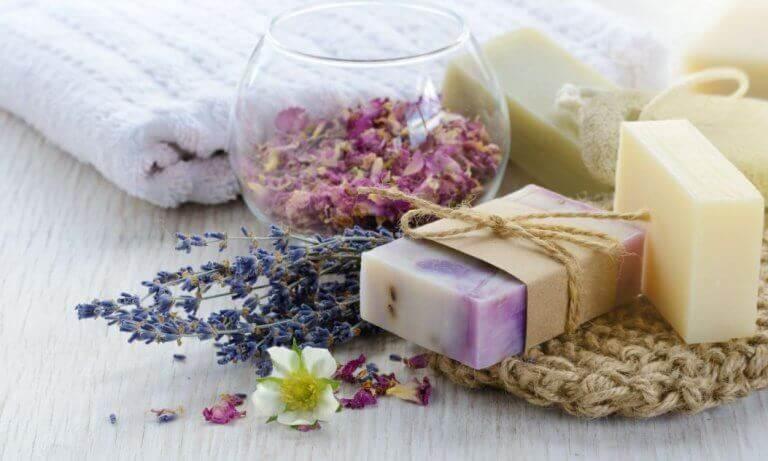 Tre naturliga tvålar du kan göra hemma