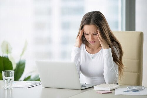 Stress kan ge nackvärk