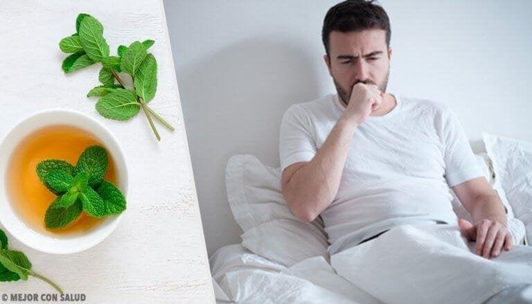 De 5 bästa teerna för att behandla en irriterande hosta