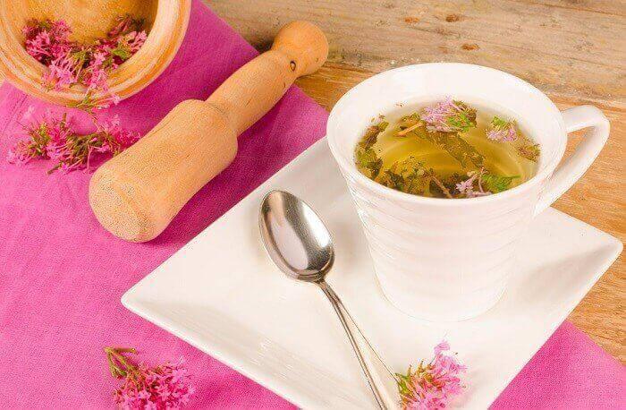 Valeriana är kraftfullt, så använd max två gånger om dagen