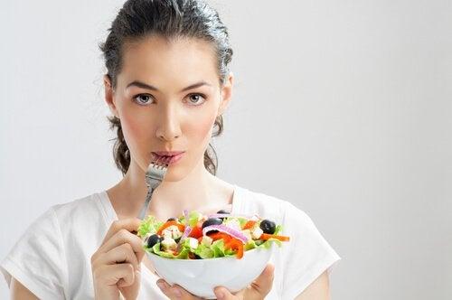 Ät nyttigt för att förbättra dina försvar