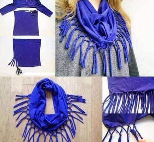 En snygg scarf