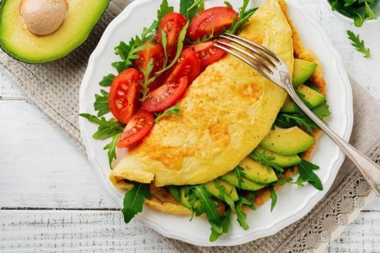 Lär dig varför det är bra med en proteinrik frukost
