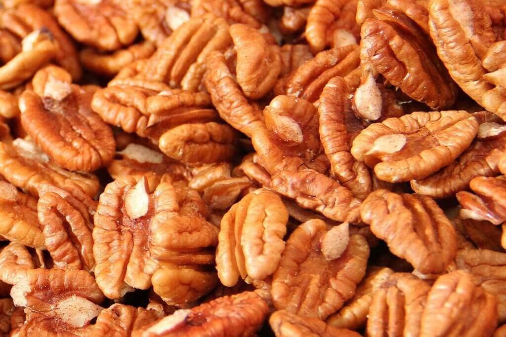 Nötter är väldigt nyttiga