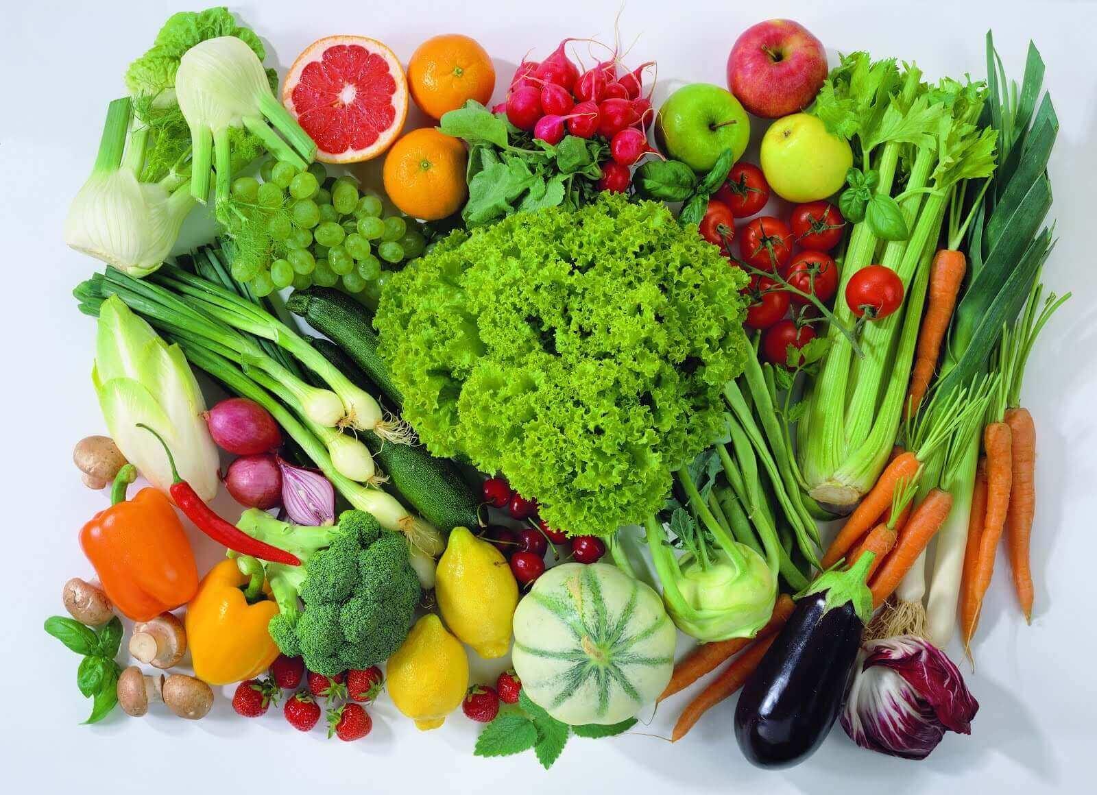 Öka konsumtionen av frukt och grönt