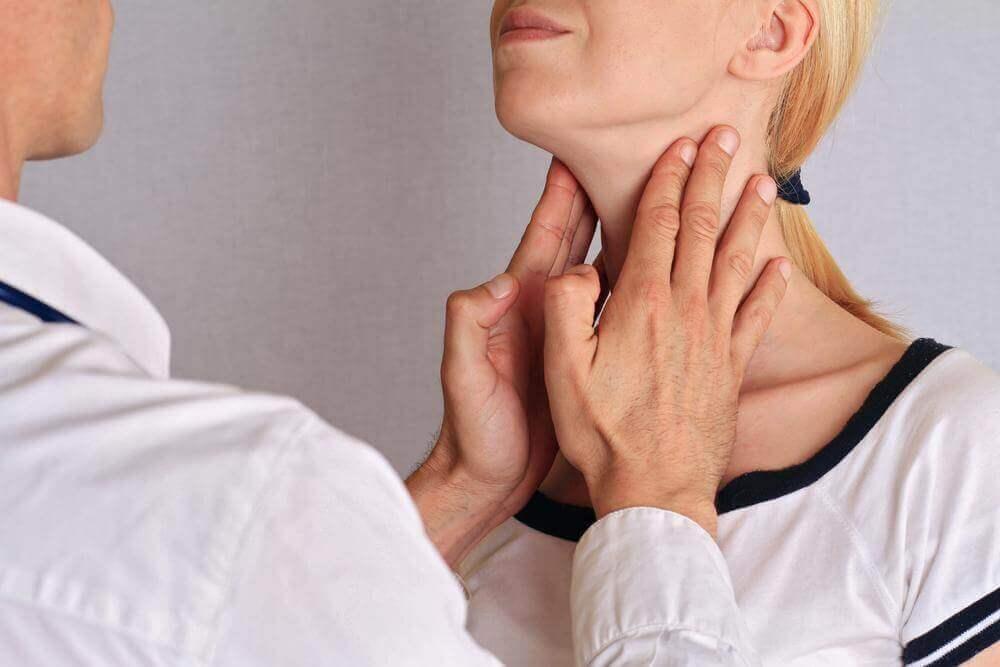 Problem med sköldkörteln