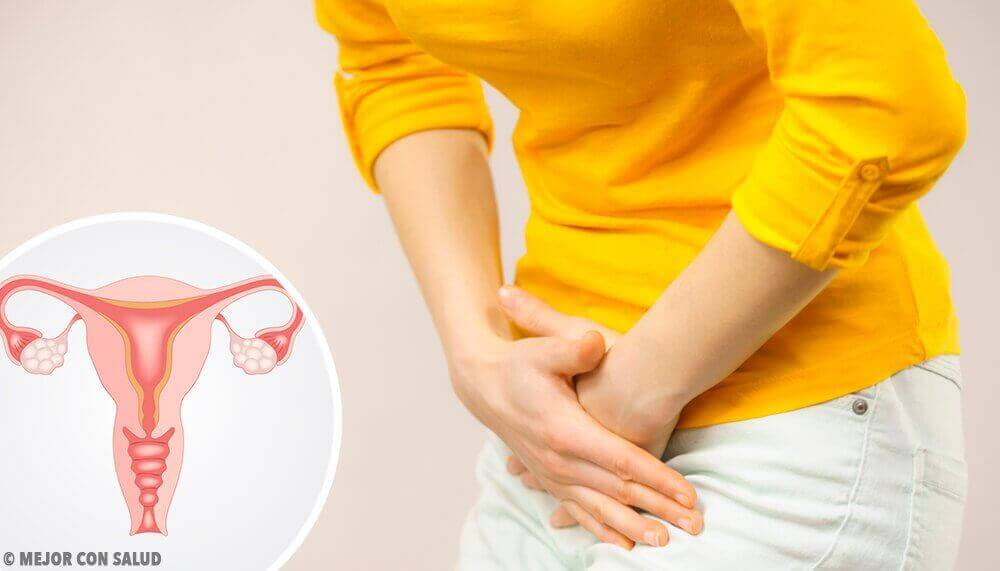 Smärta i äggstockarna