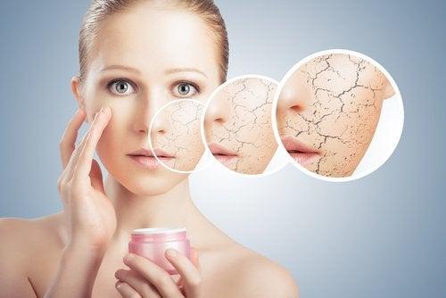 5 naturliga produkter som är fuktgivande för huden