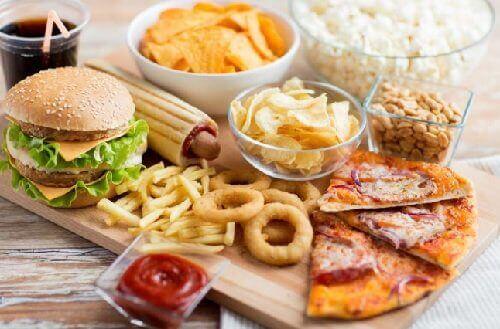 Undvik fett och socker