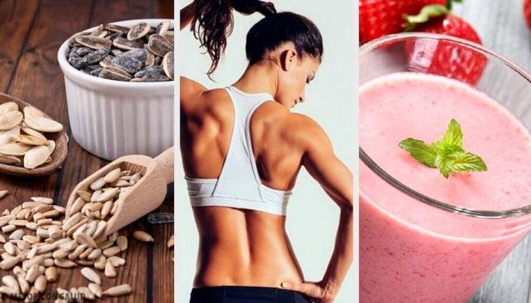 Vegansk diet som hjälper dig att bygga muskler