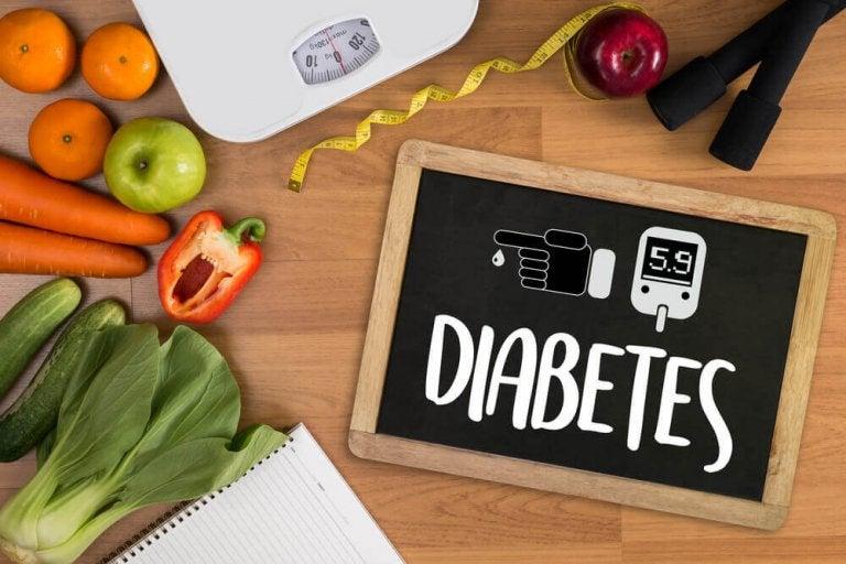 Viktnedgång för diabetiker – en hälsosam diet