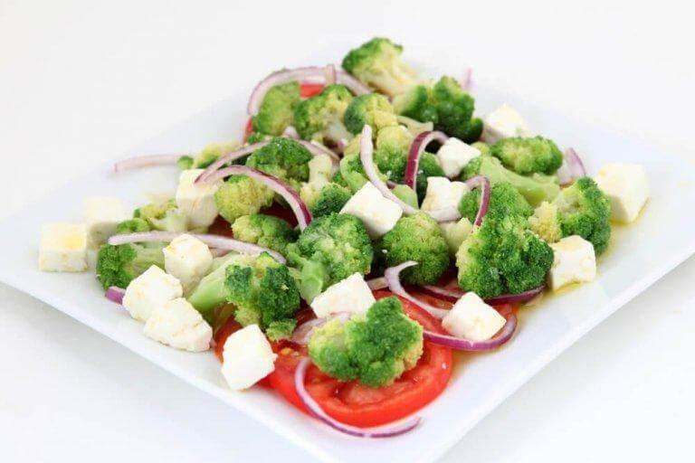 Det är viktigt att du äter hälsosamt om du har fått diastas recti