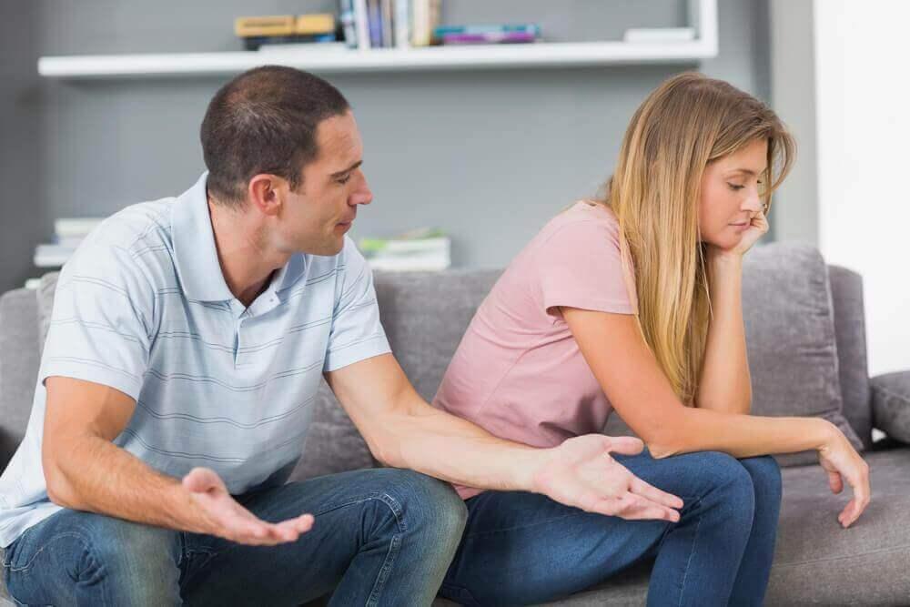 Diskussion mellan par